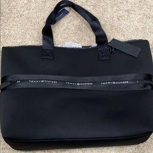 Black Tommy Hilfiger Tote Bag BRAND NEW